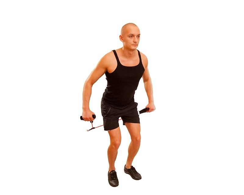 Упражнения с эспандером: комплекс эффективных упражнений для всего тела мужчинам и женщинам в домашних условиях (фото/видео)