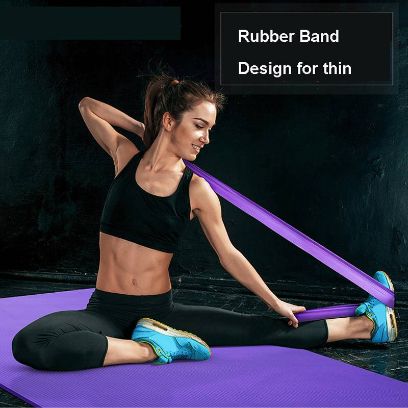 Резиновый эспандер и спортивный жгут - упражнения и тренировки