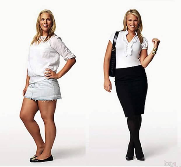 Как в джинсах выглядеть худее