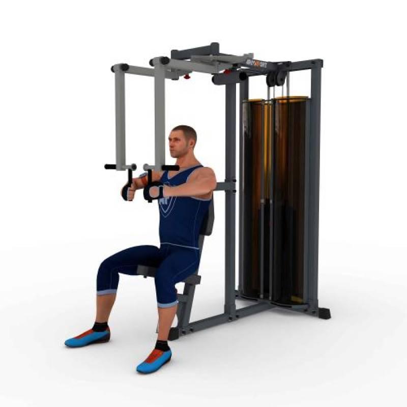 Тренажер для грудных мышц: обзор лучших моделей