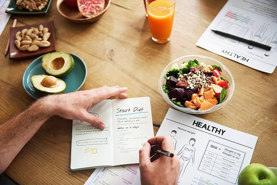 Лёгкий способ планирования питания на сервисе menu prosto