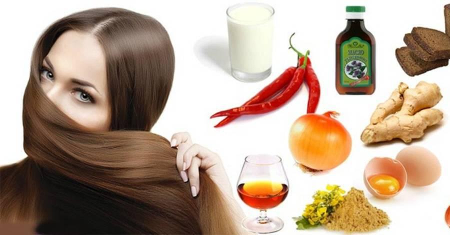 Народные рецепты от выпадения волос: 6 натуральных масок