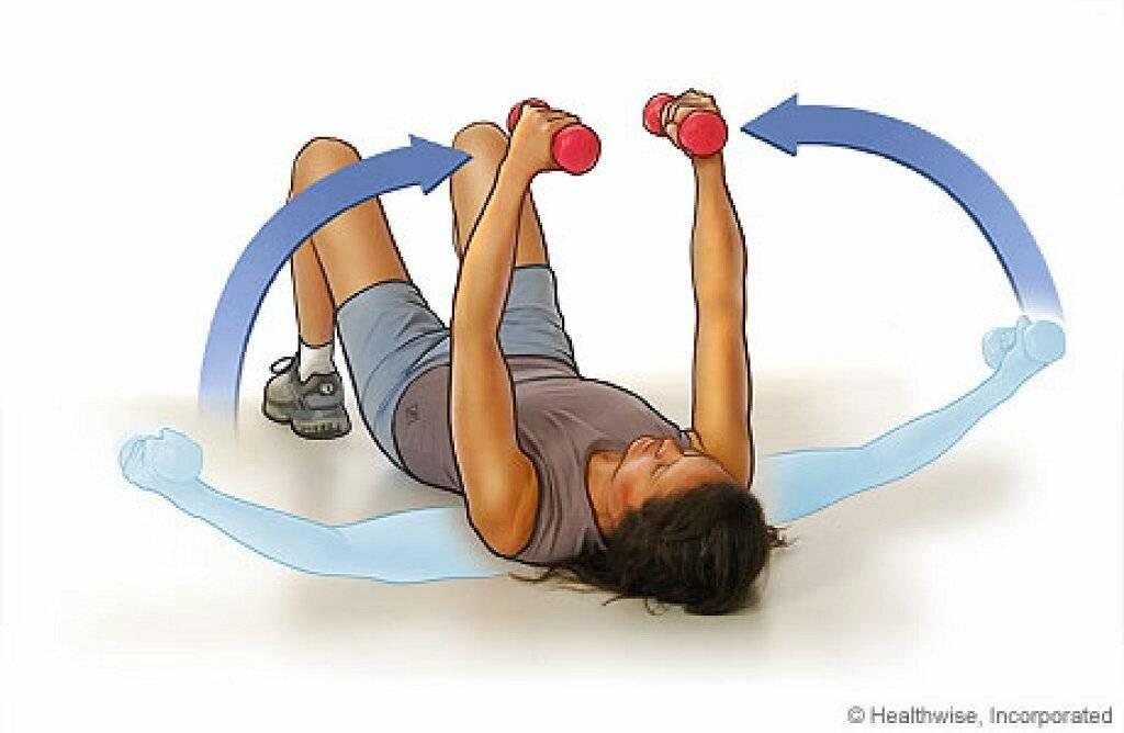 Как накачать грудь мужчине? лучшие упражнения для грудных мышц в зале