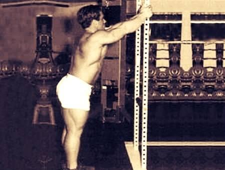 Тяга Рейдера – уникальное упражнение для увеличения грудной клетки