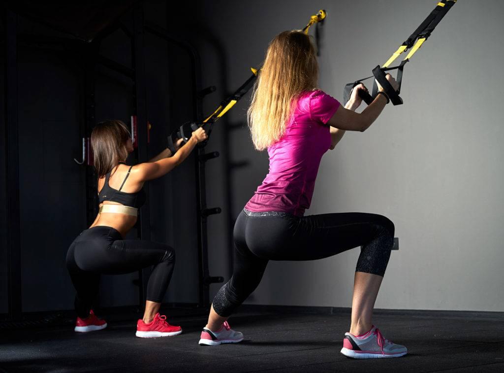 Петли trx что это такое, обзор приложений с упражнениями для женщин и мужчин