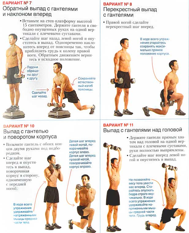 Тренировка рук на массу для мужчин: лучшие упражнения