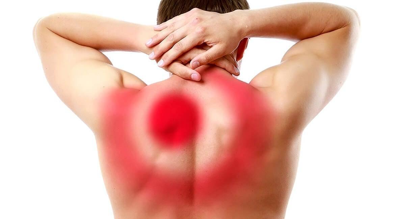 Боль в правой лопатке: причины, профилактика