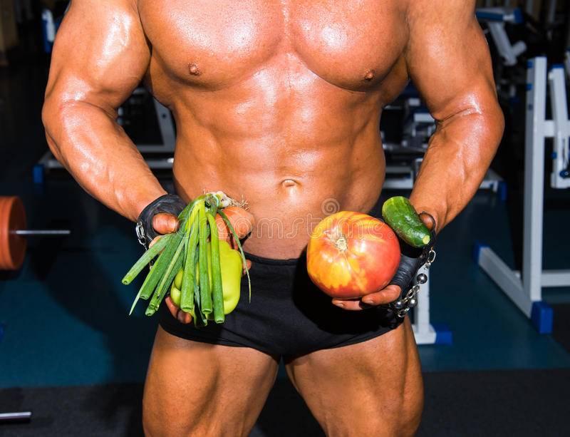 Вегетарианское питание для физически активных людей