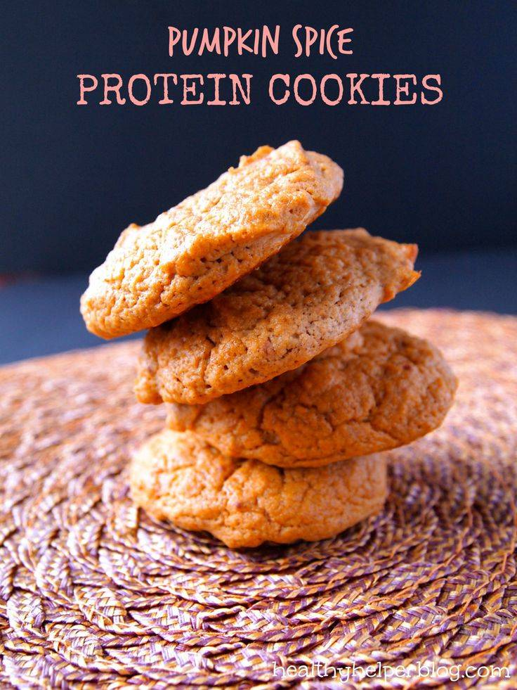Протеиновое печенье по пошаговому рецепту с фото