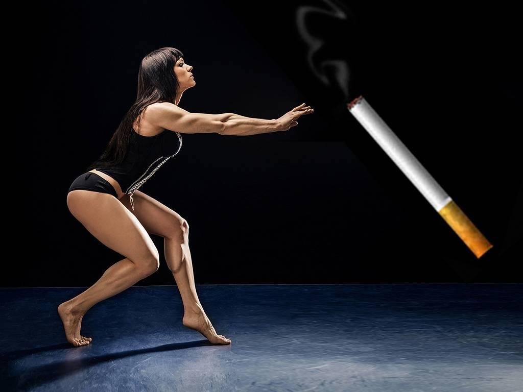 Можно ли совмещать курение и спорт?