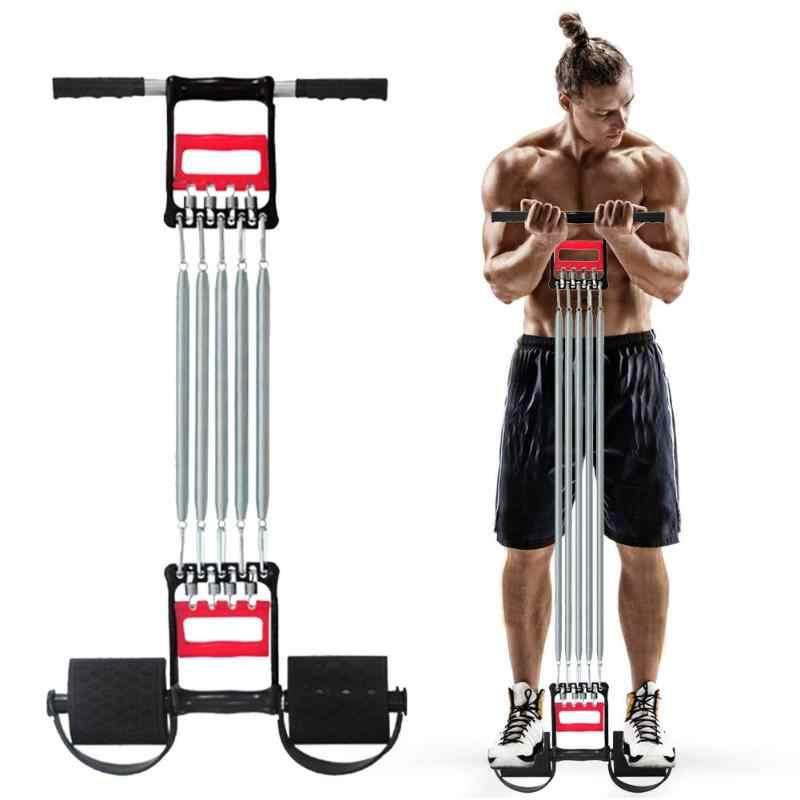 Тренировка с кистевым эспандером . упражнения. + видео