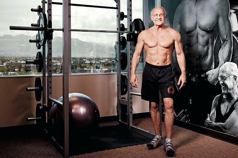 5 ключевых принципов тренировки для тех кому за 50