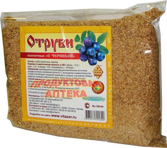 Продукты для похудения - список  · «сибирская клетчатка»