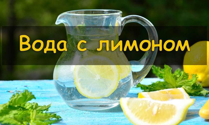 Как похудеть с помощью лимона - рецепты жиросжигающих напитков и меню лимонной диеты