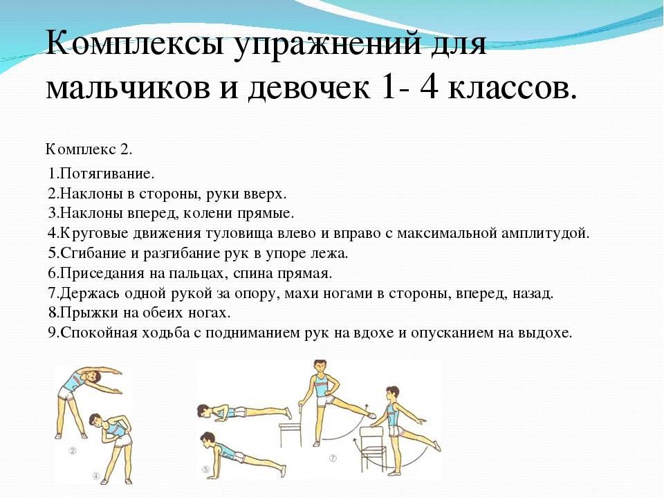 Топ-3 самых лучших комплекса упражнений для утренней зарядки девушкам, мужчинам и подросткам