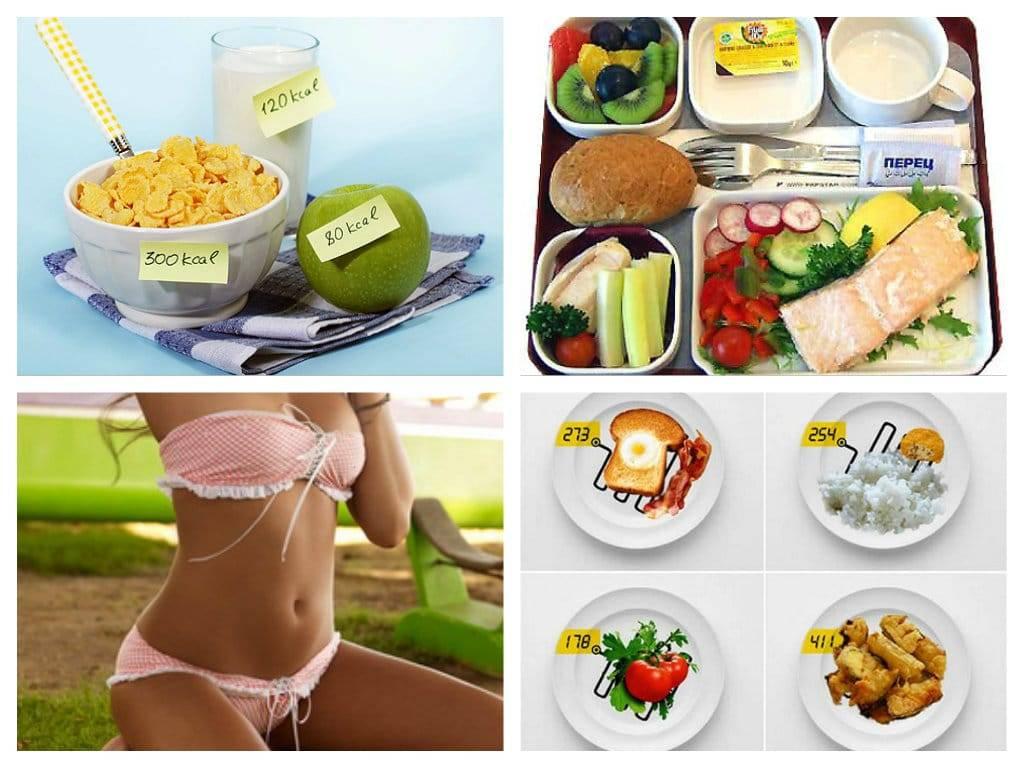 Правильное питание для похудения: 16 рекомендаций