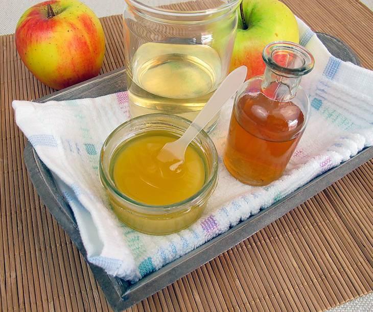 Яблочный уксус - польза и вред - medical insider