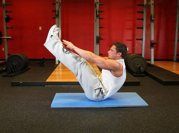 Упражнение складка техника выполнения - спорт, красота и здоровье