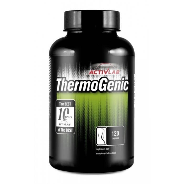 Термогеники (термодженики) - жиросжигатели для женщин и мужчин