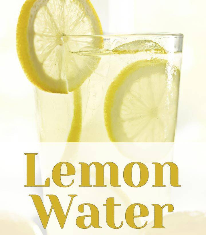 Лимонная диета для похудения: эффективные меню - минус 8 кг легко - похудейкина