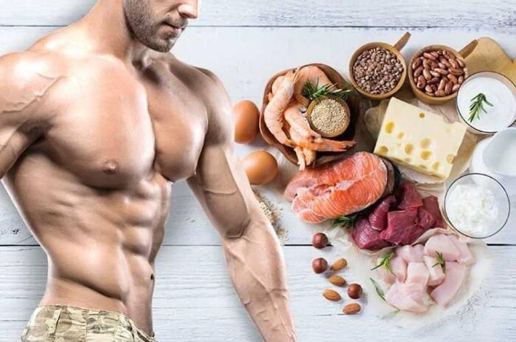 Питание на массу. программа (диета) набора мышечной массы