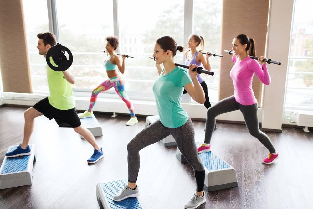 Аэробные упражнения в домашних условиях для похудения
