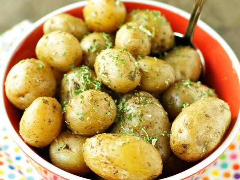 Сколько калорий в жареной картошке?