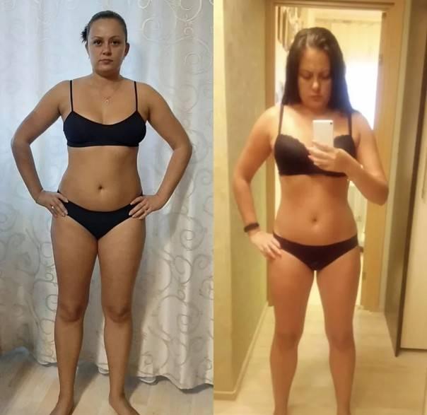 На сколько можно похудеть за 1-2 месяца реально и максимально