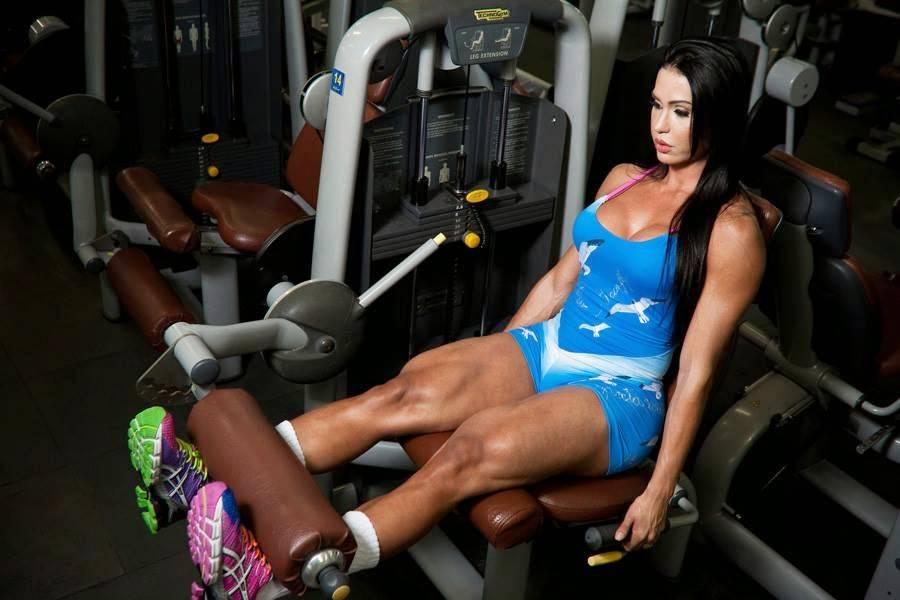 Грациана барбоза (gracyanne barbosa) - биография и фото бразильской фитнес модели