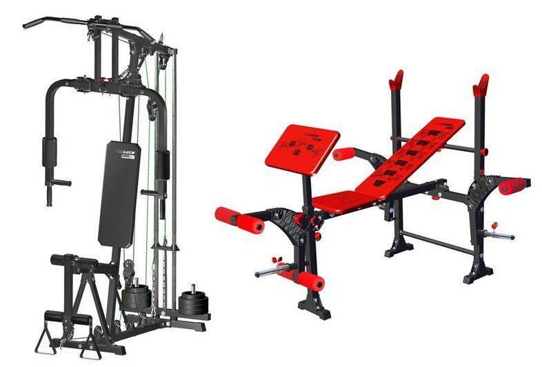 Лучшие тренажер для дома на все группы мышц. как выбрать многофункциональный тренажер для дома :: syl.ru