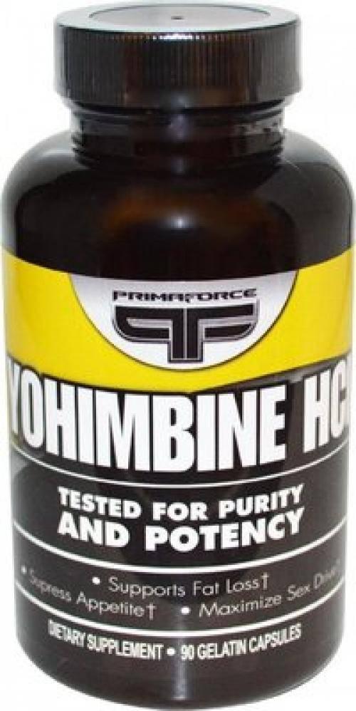 Йохимбин 8% (экстракт коры йохимбе) — афродизиак и жиросжигатель