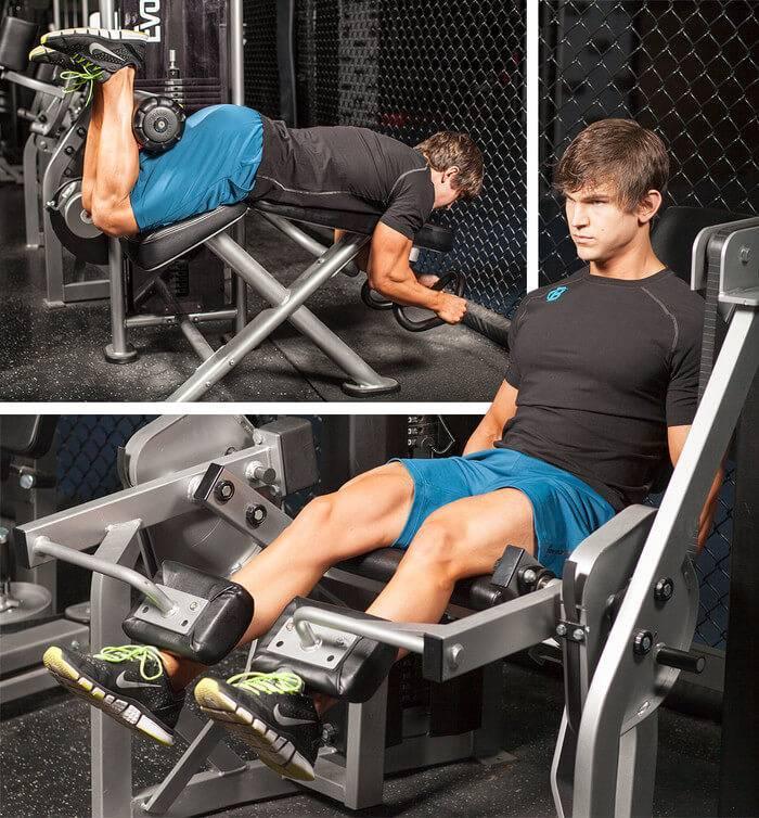 Тренировка ног на массу для мужчин. программа тренировки ног на массу: упражнения, как качать ноги
