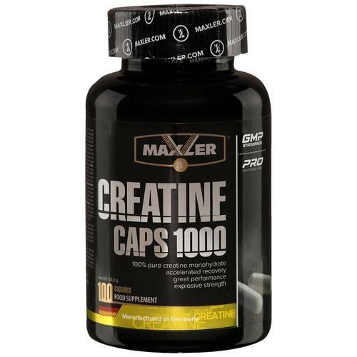"""Креатин """"макслер"""" (maxler creatine): как принимать, отзывы. спортивное питание"""