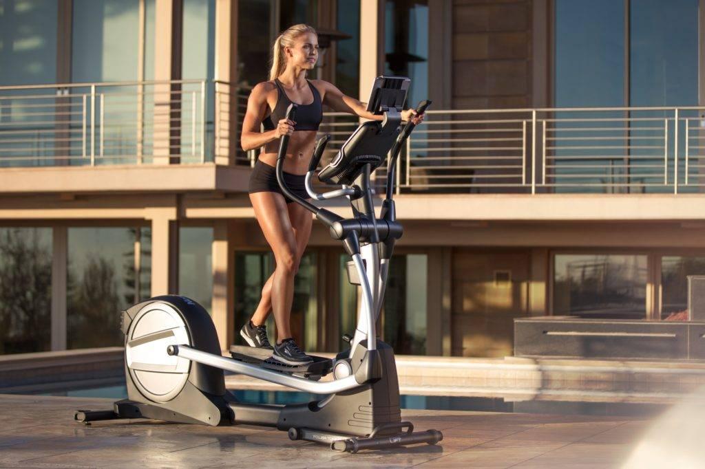Эллиптический тренажер: как выбрать и заниматься для похудения?