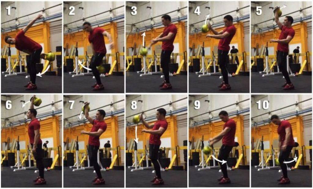 Гири для функционального тренинга shigir 16, 24, 32 кг