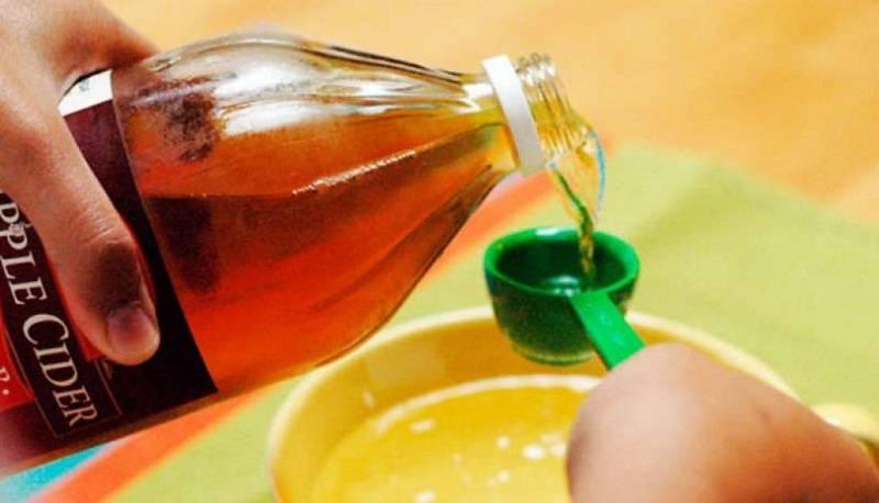 Яблочный уксус для тонкой талии