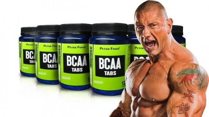 Аминокислоты и всаа для быстрого набора мышечной массы и сжигания жира в бодибилдинге