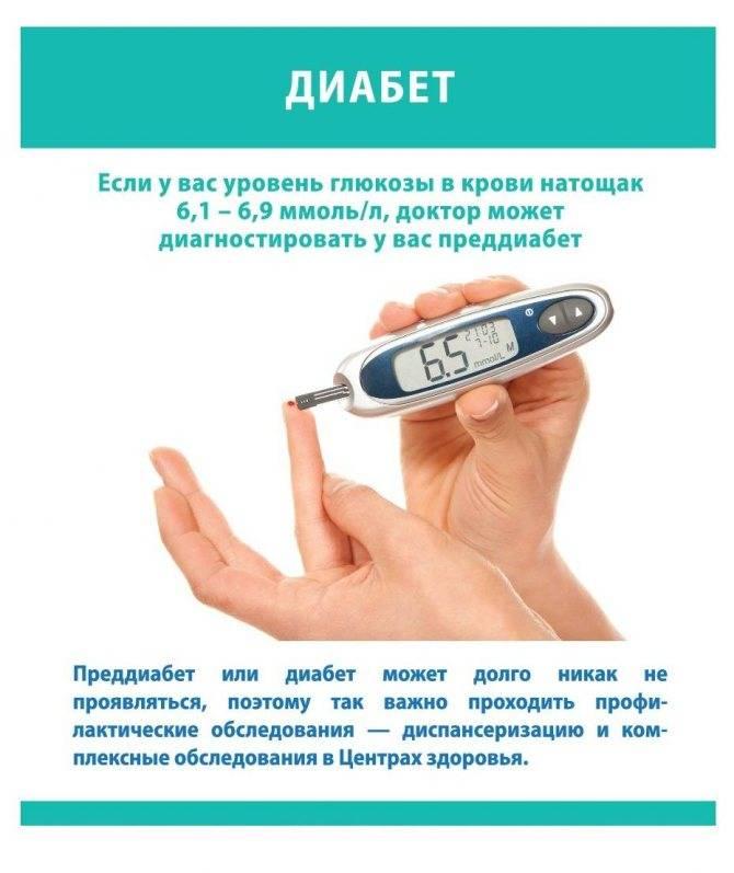Состояние преддиабета – что это? как не стать диабетиком