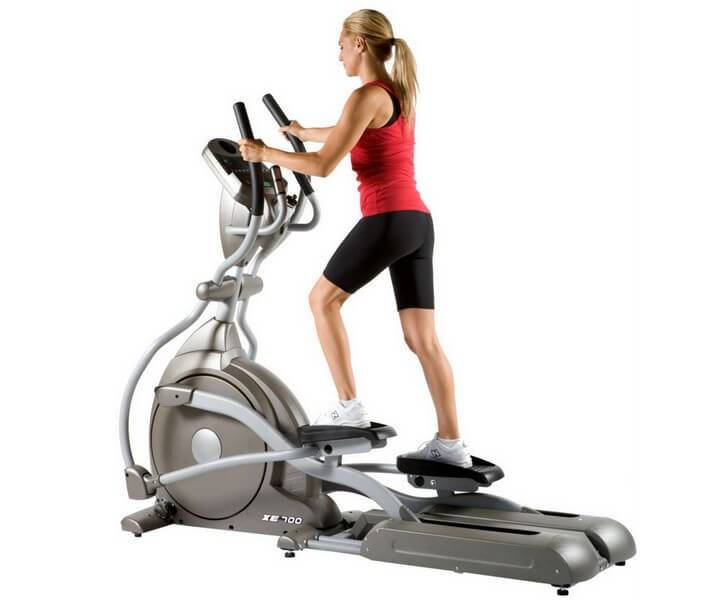 Какие мышцы работают при занятиях на эллиптическом тренажёре