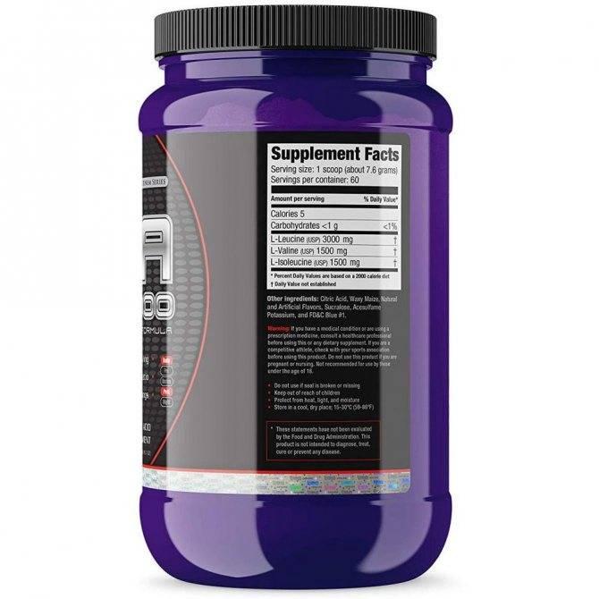 Ultimate nutrition bcaa powder 12000: отзывы, результаты приема, назначение, форма выпуска, особенности приема, дозировка, состав, показания и противопоказания - tony.ru