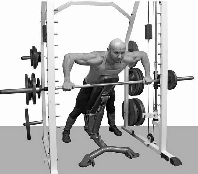 Как правильно делать тягу рейдера. техника выполнения