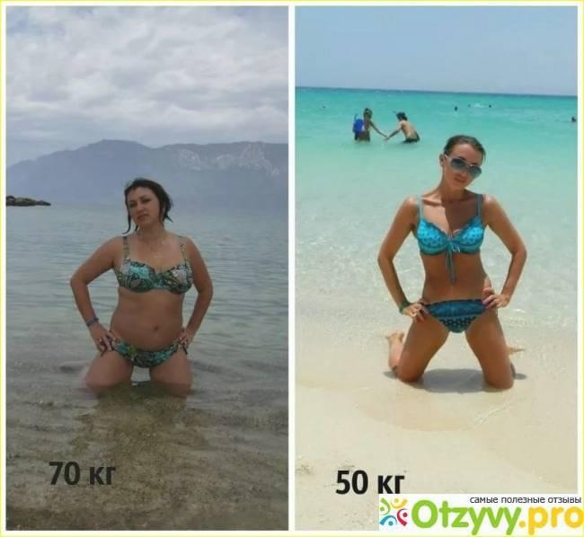 На сколько кг можно похудеть за месяц