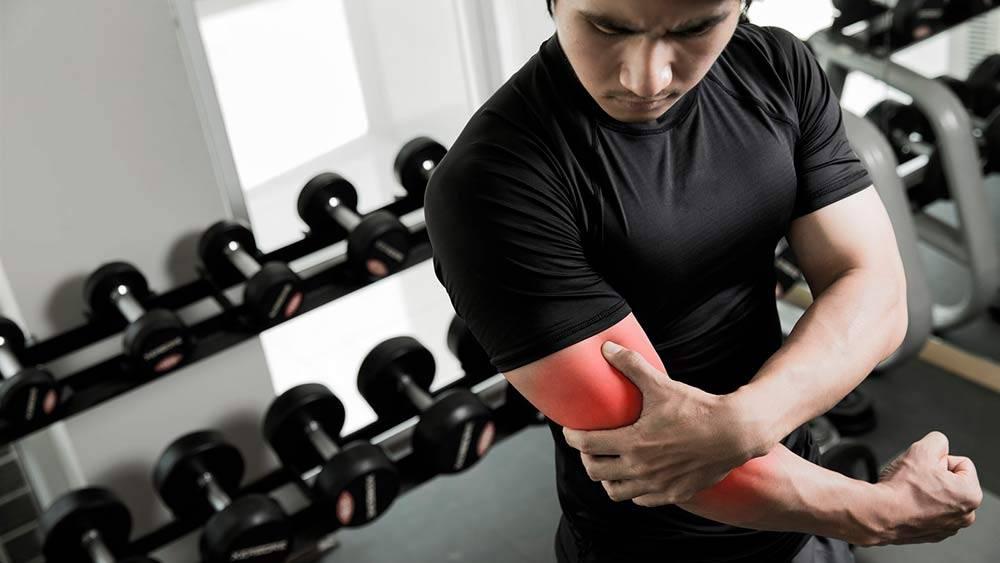 Мышечная боль после тренировок