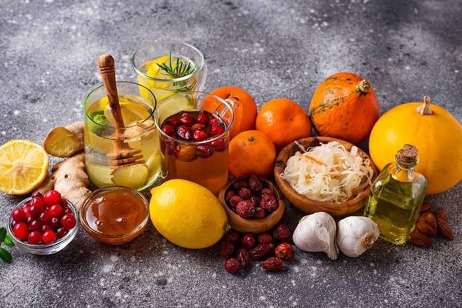 Рекомендуем самые полезные продукты для укрепления иммунитета