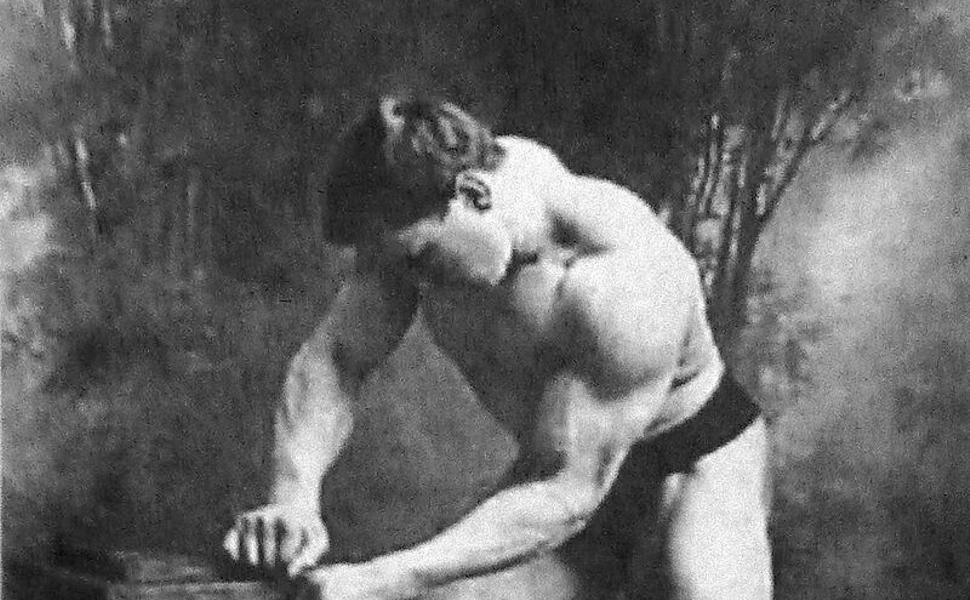 Георг гаккеншмидт: биография и карьера спортсмена