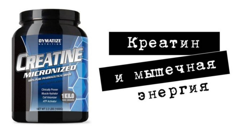 Creatine micronized 300 гр (dymatize)