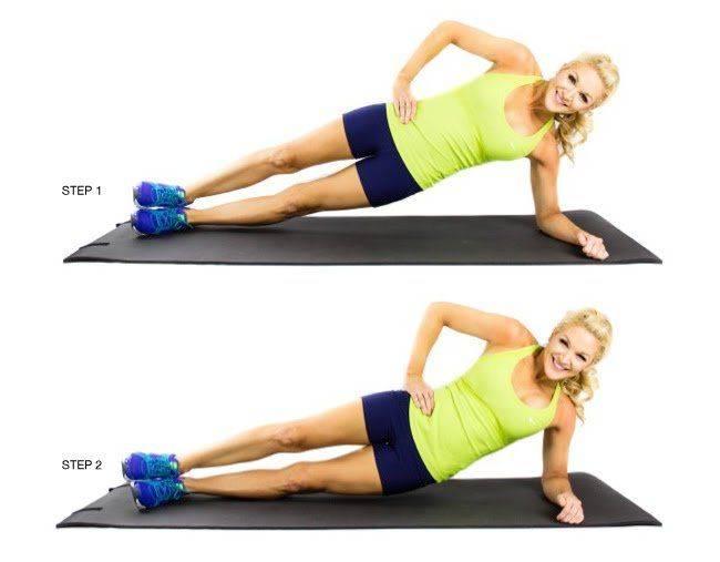 Убрать жир боков спины упражнения. как похудеть в спине: общие рекомендации