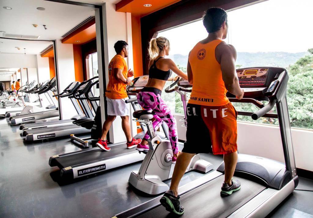 В чем заниматься фитнесом: одеваемся с умом