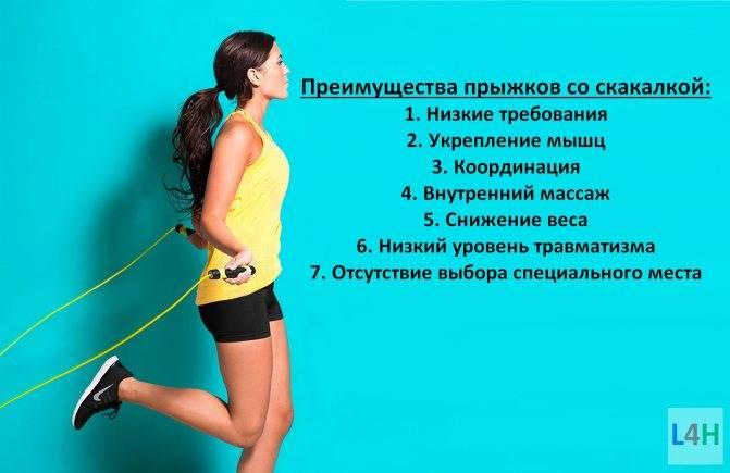 Бег или скакалка - что эффективнее и что лучше выбрать для похудения