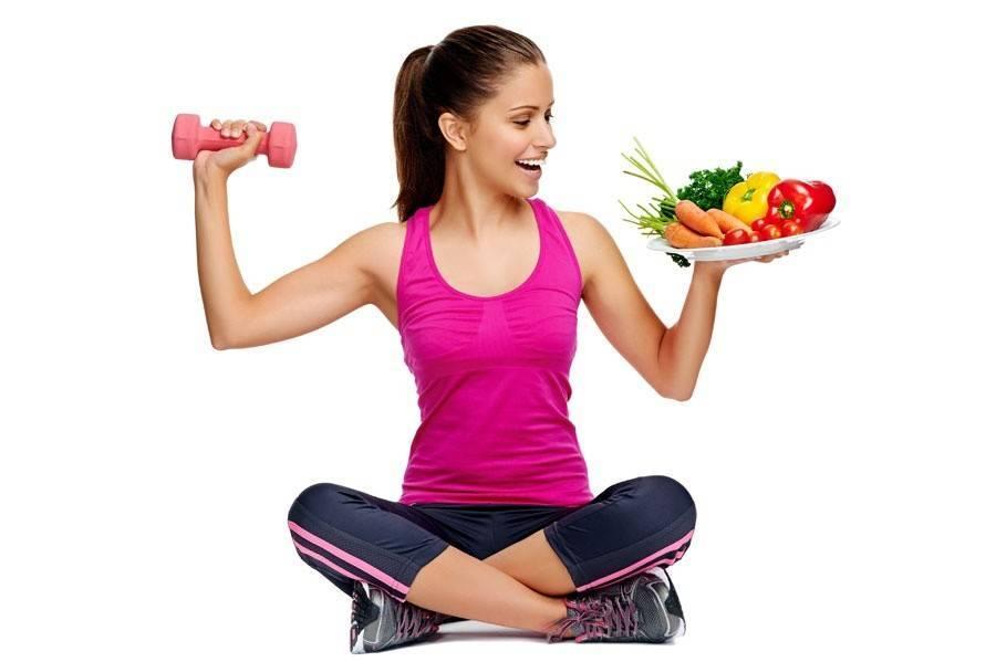 Правильное фитнес-питание - диета при занятиях фитнесом, рецепты, продукты